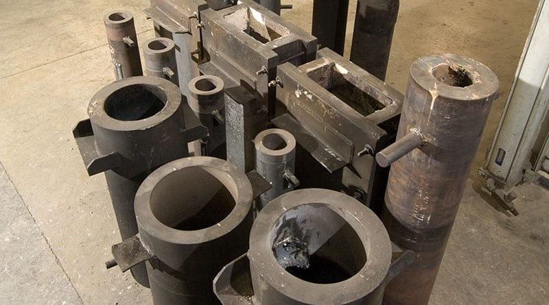 Ingots and Castings Metalwerks Alloy Melting Pittsburgh PA