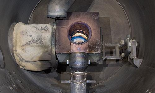 Induction Skull Melting Pittsburgh PA Metalwerks